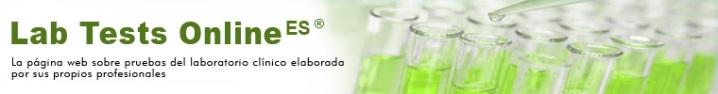 Logo de Lab Tests Online