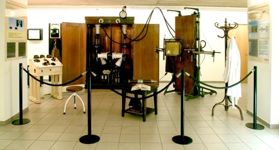 Màquina Raig X