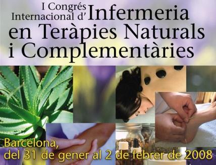 I Congrés de Terapies Naturals i Complementàries