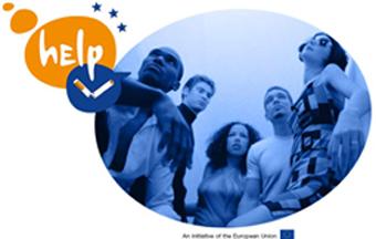 Logo del programa HELP
