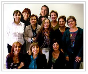 Professores del grup d'innovació docent GIOTEI