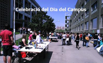 Celebració del Dia del Campus l\'any 2007