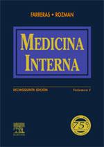 Portada del llibre Medicina Interna de Farreras Rozman