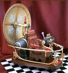 La màquina del temps d\'H.G.Wells