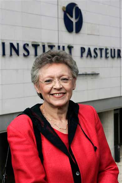Dra. Barre-Sinoussi