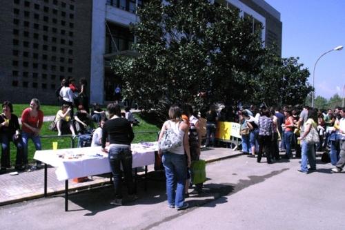 Celebració del Dia del Campus, abril 2008