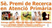 Premi Recerca Atenció Primària