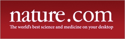 Logo de nature.com
