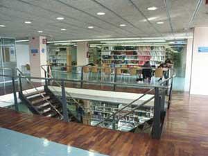 Biblioteca Campus de Bellvitge