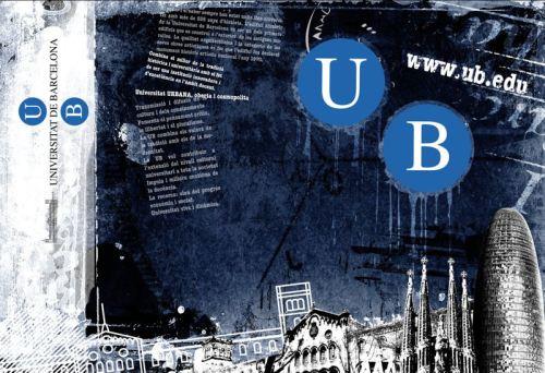 Disseny de la carpeta UB per al curs 2009-10