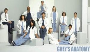 Els protagonistes d'Anatomia de Grey al complet